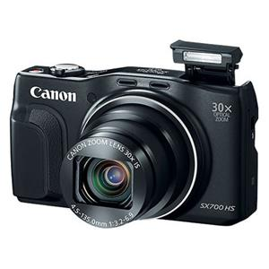 Canon PowerShot SX700 HS 16.1MP Wi-Fi Digital Camera with 30x Optical Zoom - Refurbished