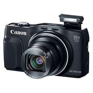 Canon SX700 16.1MP Camera w/30x Optical