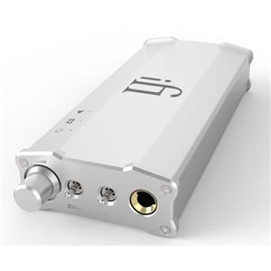 iFi Special Edition Micro-iCAN SE Headphone Amplifier (Silver)
