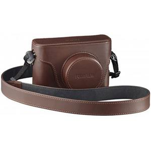 FUJIFILM LC-X100 LETHR CS F/X100-BROWN (strap n...: Picture 1 regular