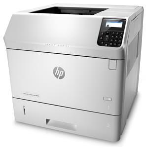 HP LaserJet M604n Monochrome Laser Printer with Duplex (White)