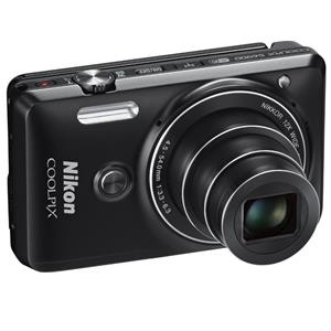 Nikon S6900 16MP Digital Camera