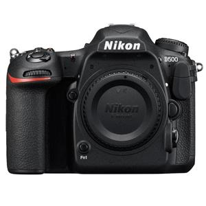Refurb Nikon D500 20.9MP 4K UHD DSLR Camera Body