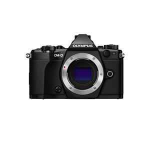 Olympus OM-D E-M5 Mark II Full HD 1080p Wi-Fi Mirrorless Digital Camera Body (Black)