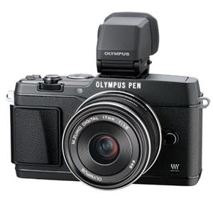Olympus PEN E-P5 Mirrorless Digital Camera