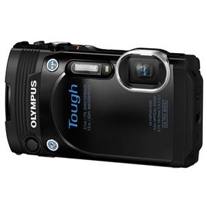 Olympus TG-860 16MP Camera w/5x Optical