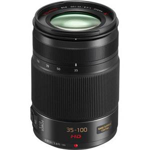 Panasonic Lumix G X Vario 35-100mm f/2.8 O.I.S. AF Micro Four Thirds Lens