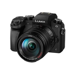 Panasonic Lumix DMC-G7 16MP 4K Camera with 14-140mm Lens + Panasonic 25mm f/1.7 Lumix G Aspherical Lens + $150 Gift Card