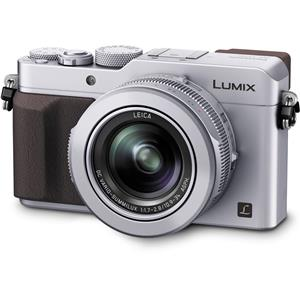 Panasonic Lumix DMC-LX100 16.8MP HD DSLR Camera + $100 GC