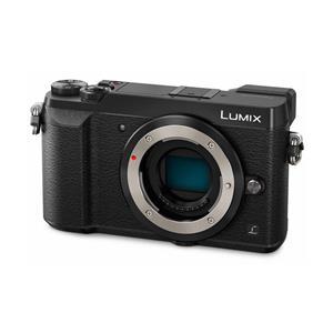 Panasonic Lumix DMC-GX85KBODY 16MP 4K Digital Camera (Black) + $100 Gift Card + Panasonic Lumix G 45-150mm Lens