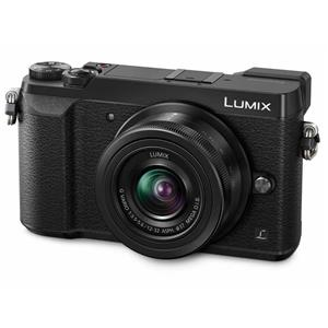 Panasonic Lumix DMC-GX85 16MP Mirrorless Digital Camera with 12-32mm Lens + $100 Gift Card + Panasonic 45-150mm Lens