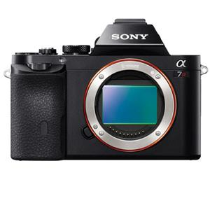 Sony Alpha a7R 36MP Mirrorless Digital Camera