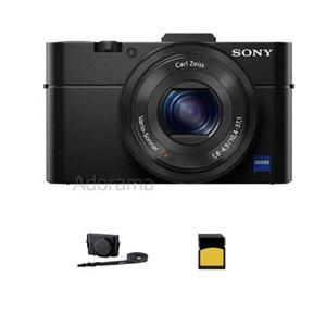 Sony LCJRXC//B Jacket case for DSC-RX100 series Black