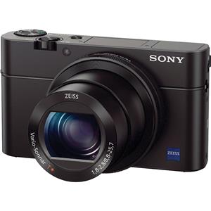 Sony Cyber-shot DSC-RX100 III 20MP HD Camera with 24-70mm Lens + $100 Gift Card