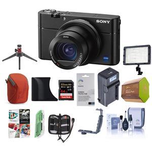 Sony Cyber Shot Dsc Rx100 Va Digital Camera With Premium