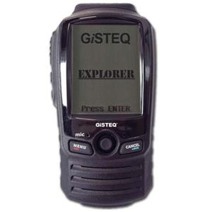 GiSTEQ Explorer, GPS Tracker and PTT Speaker Microphone for FRS