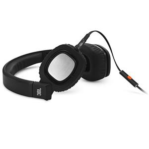 JBL J55i High Performance On Ear Headphones with Microphone (Black)