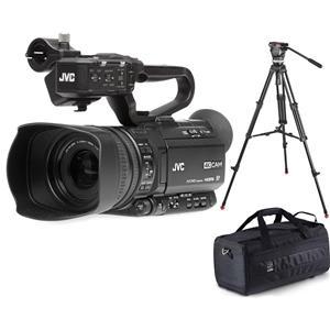 JVC GY-HM250 4K Ultra HD Camcorder & 3.5