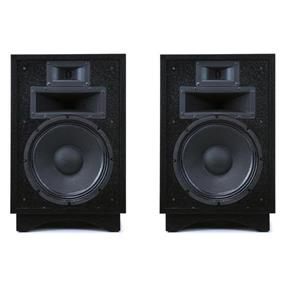 Klipsch Heritage Series Heresy III Three-Way Horn-Loaded Loudspeaker (Pair) (Black)