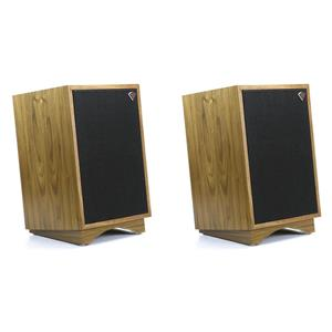 Klipsch 2x Heritage Series Heresy III 400W Three-Way Horn-Loaded Loudspeaker