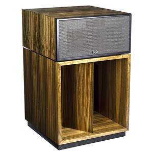 Klipsch La Scala II 70th Anniversary Edition Floorstanding Speaker, 400W Peak (Australian Walnut)