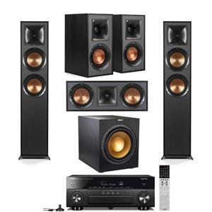 Klipsch Reference Dolby Atmos Floorstanding Speaker Bundle