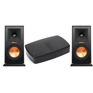 Klipsch RP-140WM HD Premire HD Wireless Bookshelf Speaker + Klipsch HD Control Centre