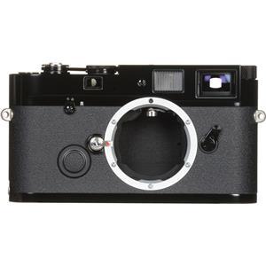 Leica 10302 Mp 0 72 Black 35mm Rangefinder Camera Body 10302