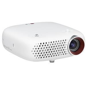 LG PW600G WXGA 600-Lumens DLP Portable Projector (White)