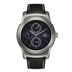 LG W150 Urbane Wearable Smart Watch (Silver)