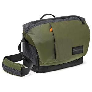 Manfrotto Special Edition Street Large Messenger Bag for DSLR/CSC Cameras (Green/Gray)