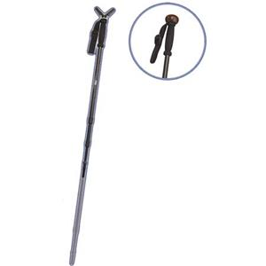 how to use a monopod shooting stick