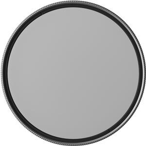 MeFOTO 77mm Wild Blue Yonder Circular Polarizer Filter (Titanium Filter Ring)