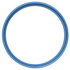 MUV49B Blue MeFOTO 49mm Lens Karma UV Lens Protector Filter