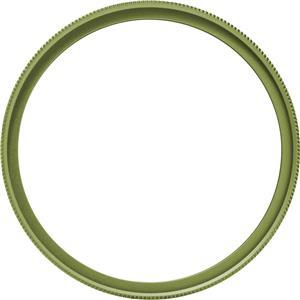 MeFOTO 52mm Lens Karma UV/Lens Protection Filter (Green Filter Ring)