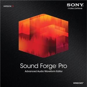 Magix Sound Forge Pro 11 Audio Editor Software, 100+ Volume
