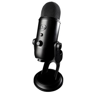 Blue Microphones Yeti USB Microphone (Blackout Edition) + $40 Gift Card