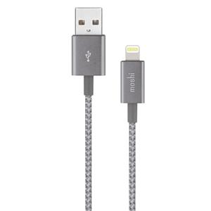 White 9.84 USB Cable with Lightning Connector Moshi 3m