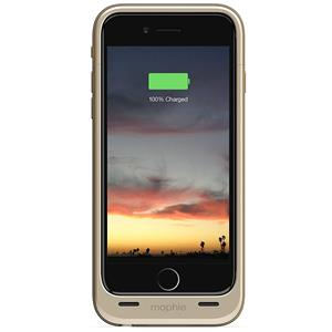 Mophie Slim Protective Mobile Battery Pack Case for iPhone 6/6s (Gold)