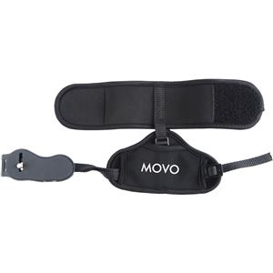 Movo Photo HSG-7 Deluxe Neoprene Soft Padded Dual Wrist and Grip Strap