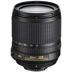 Nikon AF-S DX NIKKOR 18-105mm VR Lens