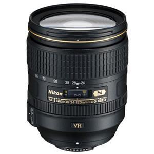 Nikon 24-120mm NIKKOR DSLR Lens
