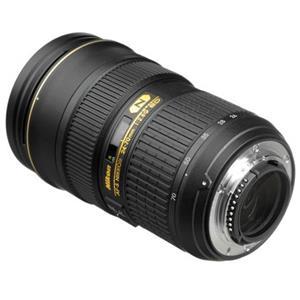 Nikon 24-70mm f/2.8G ED-IF AF-S Nikkor Zoom Lens - Refurbished