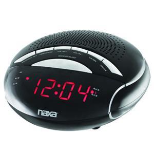 onn digital am fm clock radio instructions