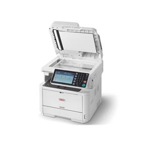 OKI Data MB492 Monochrome Multifunction LED Printer, 42ppm