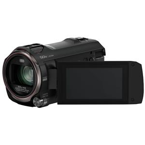 Panasonic HC-V770K Full HD 1080p Flash Memory SDHC/SD Camcorder with 20x Optical Zoom & 3