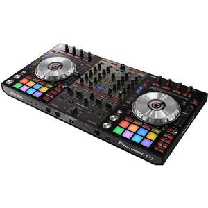 Pioneer Electronics DDJ-SX3 4-Channal DJ Controller for Serato DJ Pro - Manufacturer Refurbished
