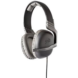 Polk Audio Striker P1 On-Ear 3.5mm Wired Gaming Headphones (Black)