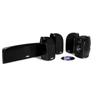 Polk Audio TL350 Blackstone Series 5.0 Speaker System (Black) + $325 Gift Card