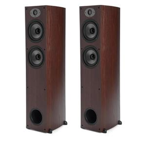 2x Polk Audio TSx330T High Performance 2-Way Floorstanding Loudspeaker (Cherry)